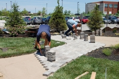 Heinen-Landscape-and-Irrigation-for-Ball-Conference-Center-Repaving-Work