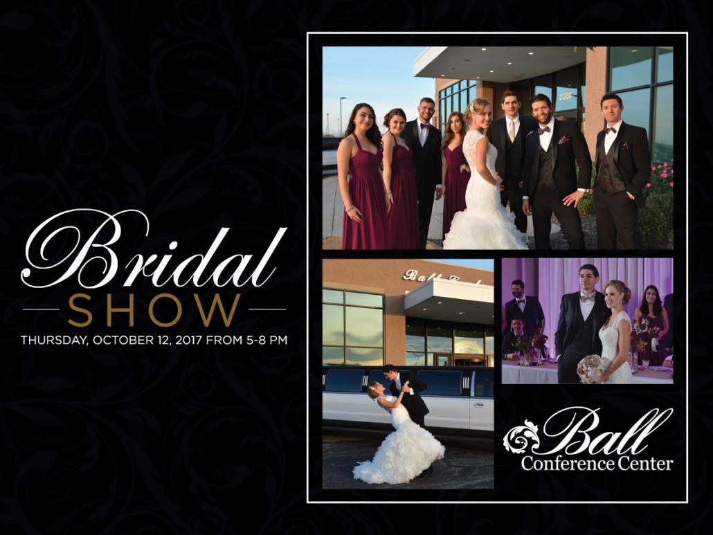 Ball Bridal Show Social 9.12.17