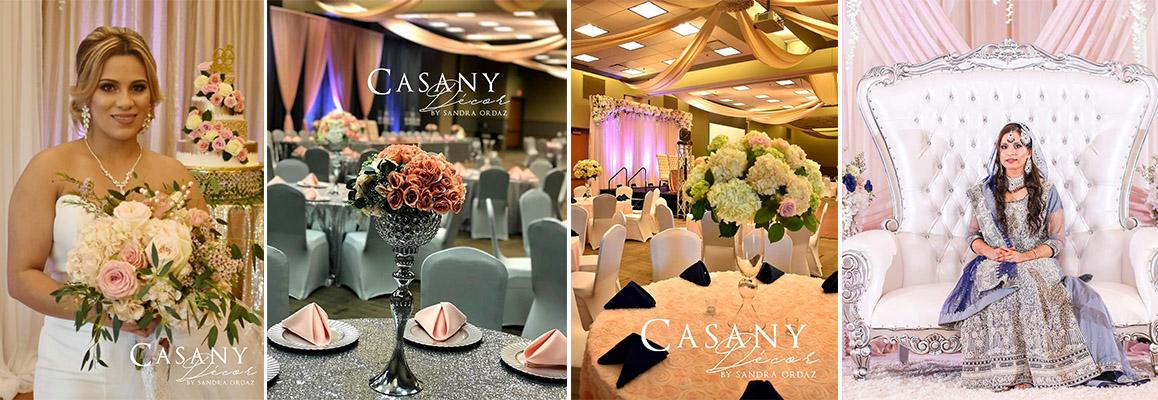 Spotlight on Ball Wedding Pro Casany Decor