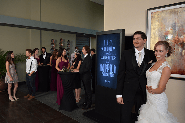 Your Wedding at Ball Event Center