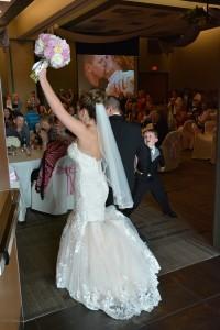 Ball Conference Center Wedding