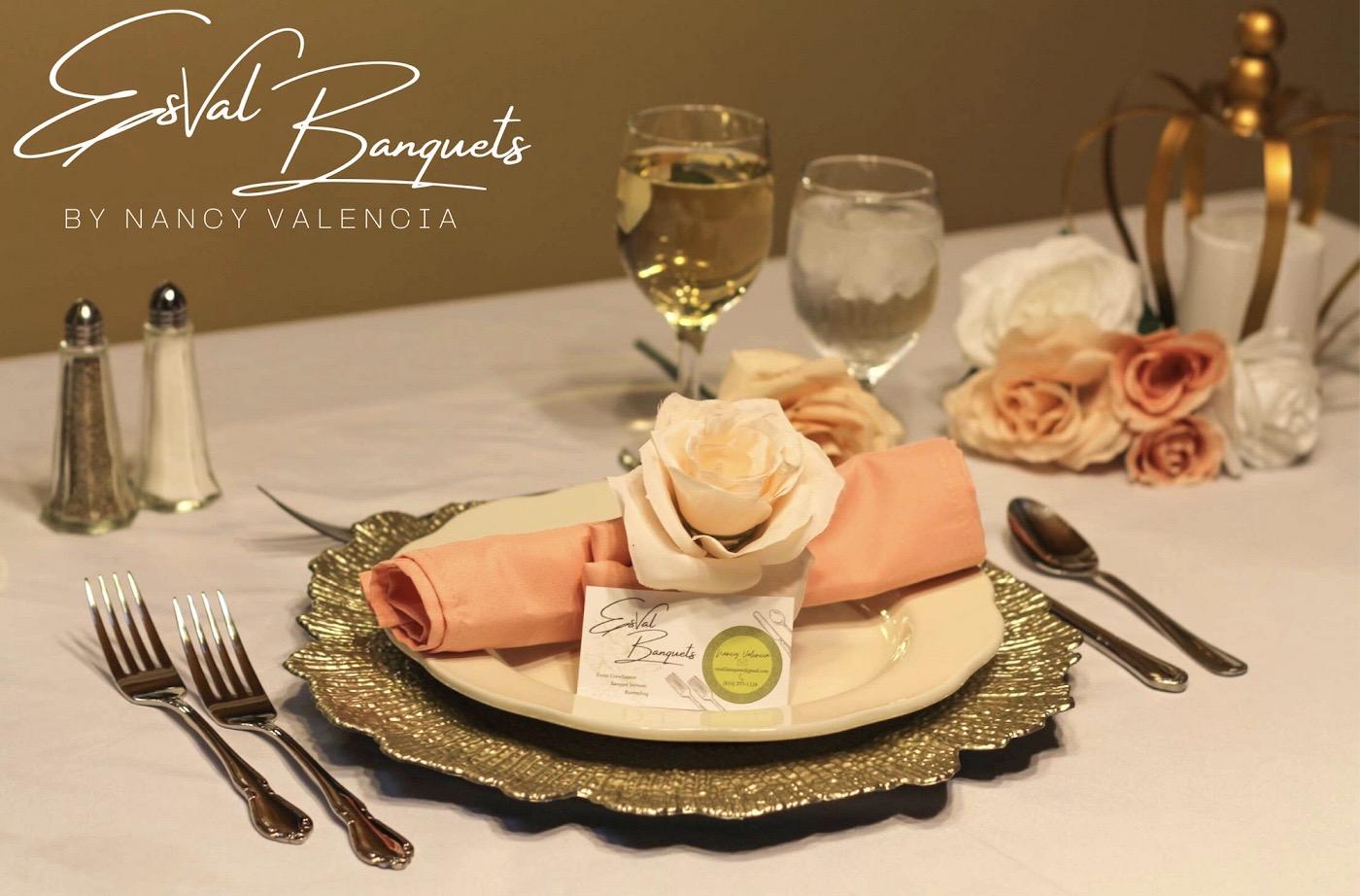 Special Vendor Feature: EsVal Banquets