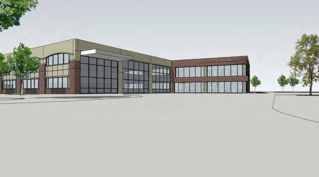 KVC and Ball Event Center Expansion