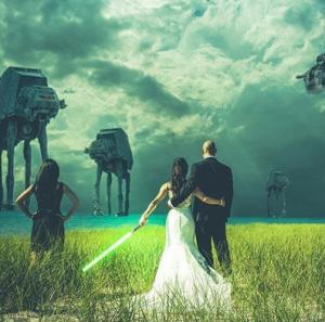 Ball Star Wars