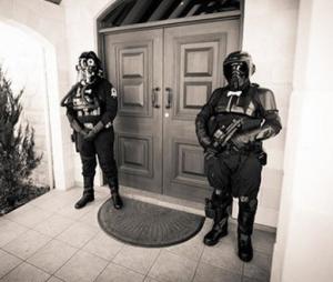 Storm Trooper Guards Ball