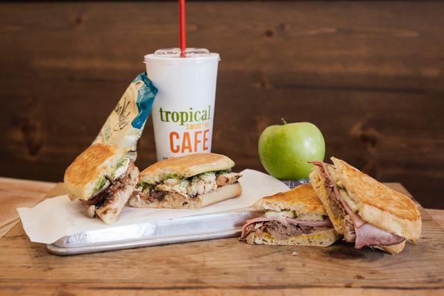 Spotlight on Tropical Smoothie Café
